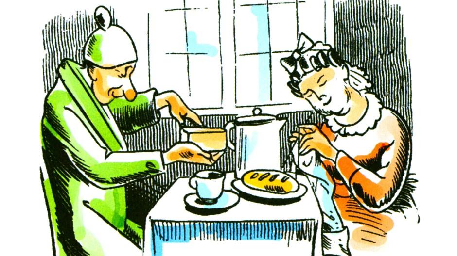 Frühstück bei der Kanzlerin: Leider kein Platz für Merz.