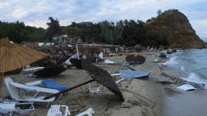 Mindestens sechs Tote bei Unwetter in Griechenland