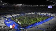 Attentäter wollten Sprengsätze im Stadion zünden