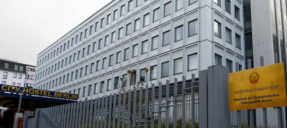 Philippinische Botschaft Berlin