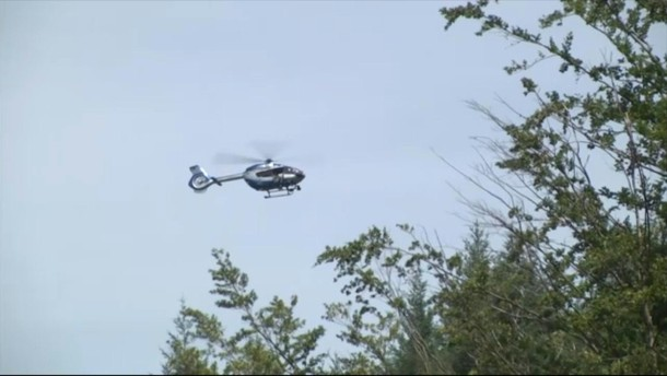 Bewaffneter Mann im Schwarzwald gefasst