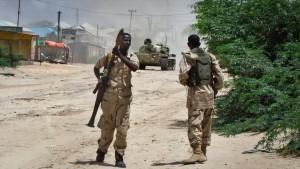 Amisom: Al Shabaab aus Mogadischu vertrieben