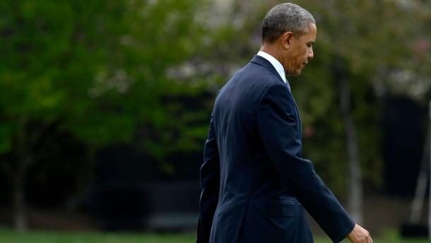 Republikaner starten neue Offensive gegen Obama