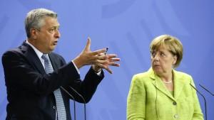 Merkel will Flüchtlingsabkommen mit Libyen