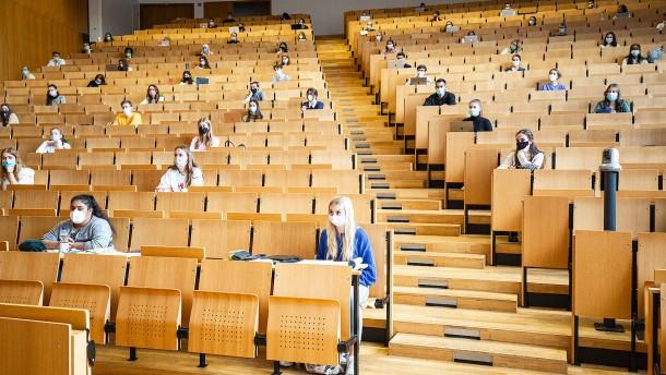 Milliarden für hessische Hochschulen