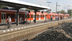 S-Bahn Frankfurt-Bad Vilbel darf ausgebaut werden