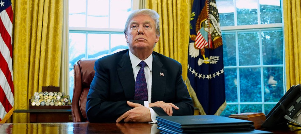 One year into office: Trump, an absurd spectacle – by James Kirchick