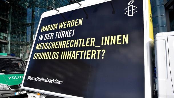 Demonstrationen und Kundgebungen in Berlin