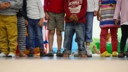 Mehr als zwei Millionen Kinder leben in Hartz-IV-Familien