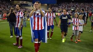 Neuzugang Mandzukic schießt Atlético zum Sieg
