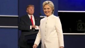 Was die letzte Fernsehdebatte für die Wahl bedeutet