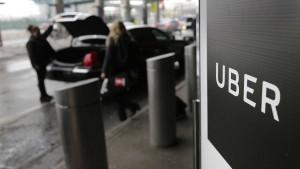 Uber-Fahrten in Deutschland sollen sicherer werden