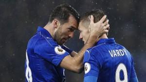 Vardy-Hattrick schockt Guardiola-Team
