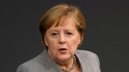 Berlin, Paris und London fordern Zurückhaltung