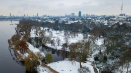 Nach dem Schneechaos droht Hochwasser