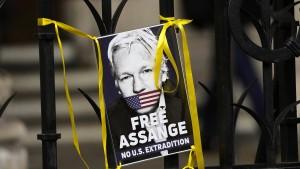 Streit um Gesundheitszustand von Assange hält an