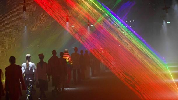 Im Zeichen des Regenbogens