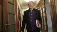Varoufakis verlinkt auf das Mittelfinger-Video