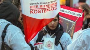 Bayerns Antwort auf den Salafismus