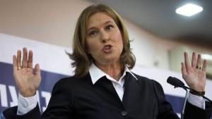 Zipi Livni gründet eigene Partei