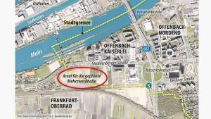 Offenbach lehnt Multifunktionsarena ab