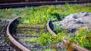 Erinnerungen an das Eisenbahnzeitalter