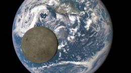 Die Rückseite des Mondes ist alles andere als dunkel