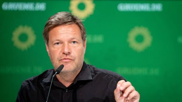 Grünen-Chef wirft Scholz Versäumnisse vor