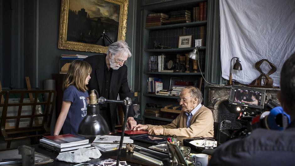 """In """"Happy End"""" zeigt Haneke die Momentaufnahme einer bürgerlichen europäischen Familie."""