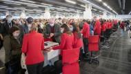 Frankfurter Buchmesse 2021: Wo bleibt der Jubel?