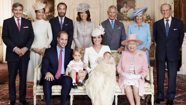 Die perfekte Bilderbuchfamilie