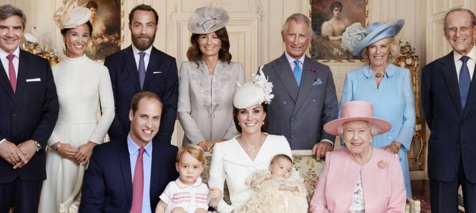 Taufe Prinzessin Charlotte Das Ideale Familienbild