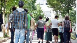 Beunruhigung über die Flüchtlingssituation stark gestiegen