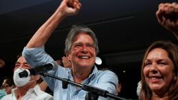 Konservativer Lasso gewinnt Präsidentschaftswahl