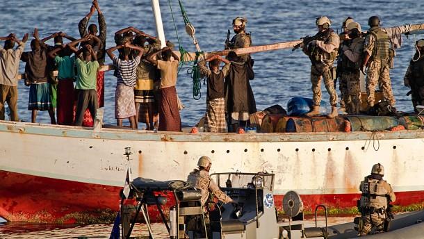 Zahl der Piraten-Angriffe sinkt