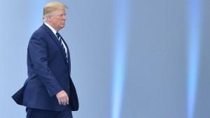 Trump ist nicht zu trauen