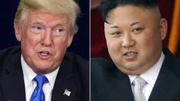 Trump ist bereit zu Telefonat mit Kim