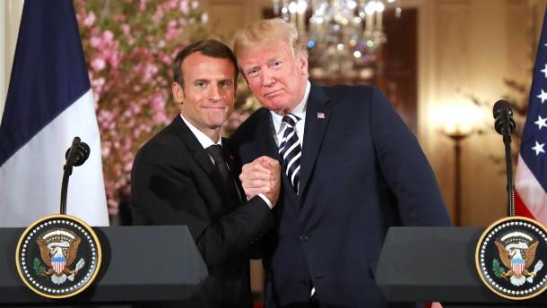 Bringen Trumps Konflikte den Rest der Welt näher zusammen?