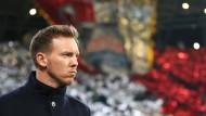 Das Gesicht des Leipziger Enorm-Aufschwungs: Trainer Julian Nagelsmann