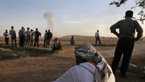 Warum der Westen Kobane nicht rettet