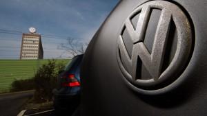 Staatsanwaltschaft durchsucht VW-Chefetage