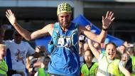 Ein Brite läuft 401 Marathons in 401 Tagen