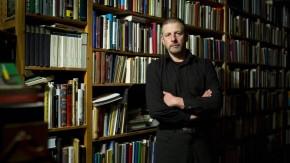 """Götz Kubitschek - Der deutsche  Kleinverleger, Publizist und politische Aktivist ist Mitbegründer der neurechten Denkfabrik """"Institut für Staatspolitik"""""""