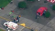 Zwei Tote bei Schießerei an High School