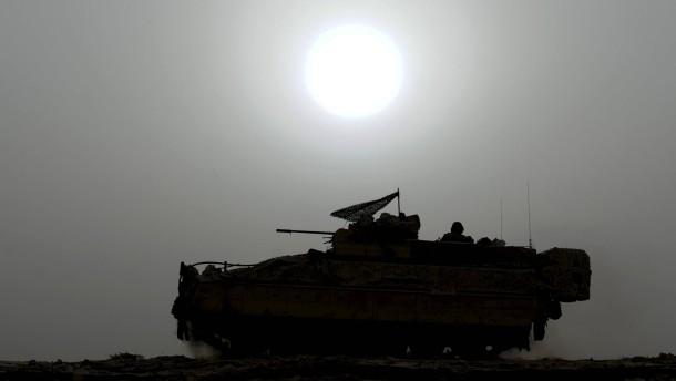 Abkommen über Waffenhandel rückt näher