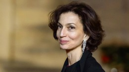 Frühere französische Ministerin soll Unesco aus der Krise führen