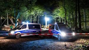 Neue Blockaden bei Forst-Räumung