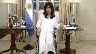 Argentiniens Präsidentin will Geheimdienst auflösen