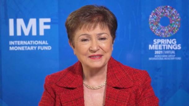 IWF-Direktorin Georgiewa wackelt weiter