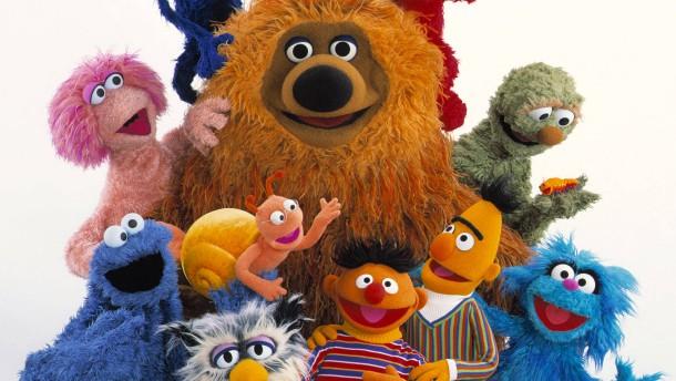 Schlauer dank der Sesamstraße